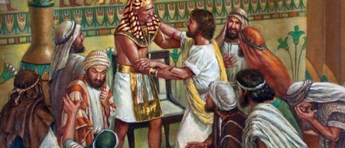 Աստված կոտրում էր Հովսեփին, որպեսզի բարձրացներ