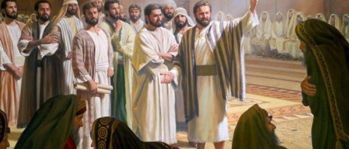 Եվ Տերը ըսավ Մովսեսին. «Մի՞թե տկար է Տիրոջ ձեռքը…» Թվոց 11:23